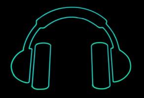 Headphones for Logo